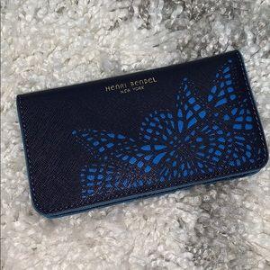 Henri Bendel iPhone 7 phone case/wallet